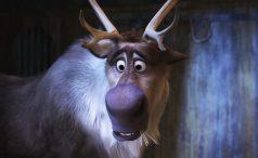 Olaf's Frozen Adventure (2017) Sven
