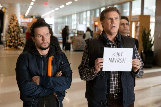 Daddy's Home 2: Dusty (Mark Wahlberg) și Brad (Will Ferrell)
