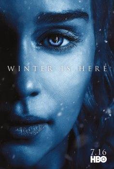 Game Of Thrones Season 7 Poster: Danerys