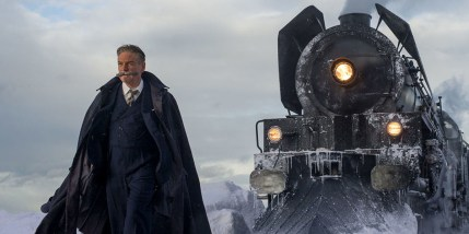 MURDER ON THE ORIENT EXPRESS: Kenneth Branagh