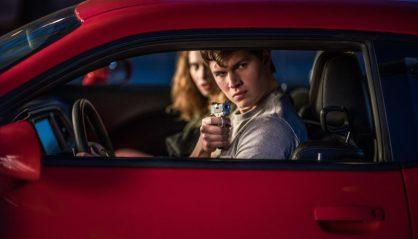 Baby Driver: Lily James şi Ansel Elgort