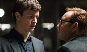 Baby Driver: Kevin Spacey şi Ansel Elgort