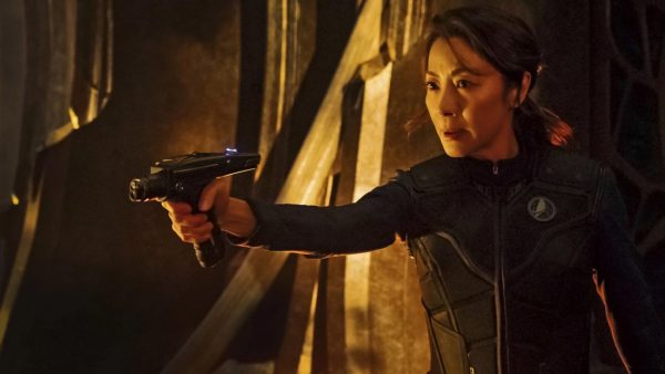Star Trek Discovery: Michelle Yeoh, o interpretează pe căpitanul Philippa Georgiou