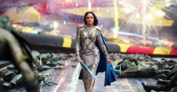 Valkyrie in Thor: Ragnarok (Tessa Thompson)