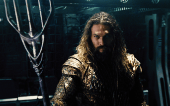 Justice League (2017) Jason Momoa (Aquaman)