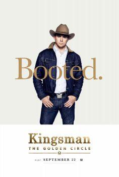 Kingsman: The Golden Circle: Channing Tatum