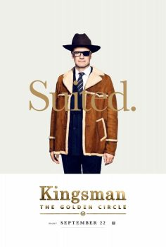 Kingsman: The Golden Circle: Colin Firth