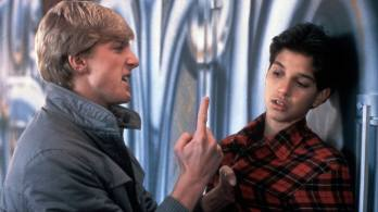 Ralph Macchio si William Zabka in Karate Kid (1984)