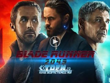 BLADE RUNNER 2049 Lansează Primul Film Scurt Prequel Cu JARED LETO
