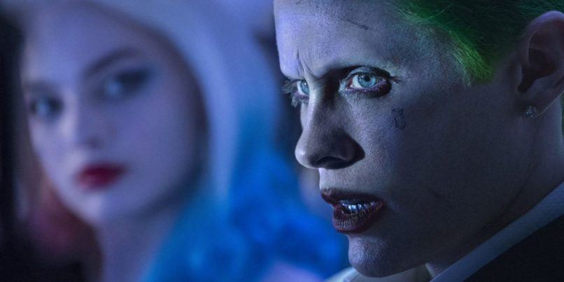 Joker si Harley Quinn in Suicide Squad