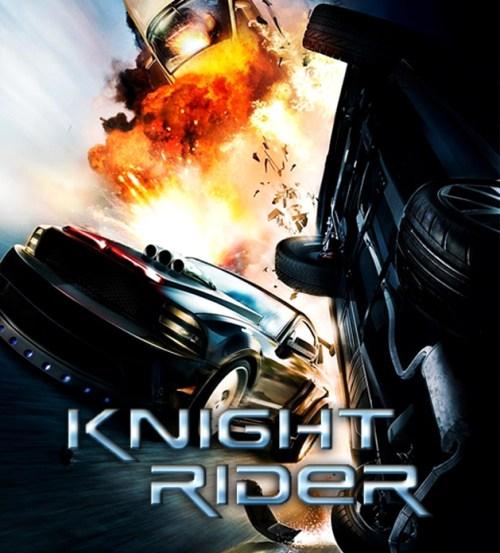 Promo Knight Rider (2008) Serial NBC
