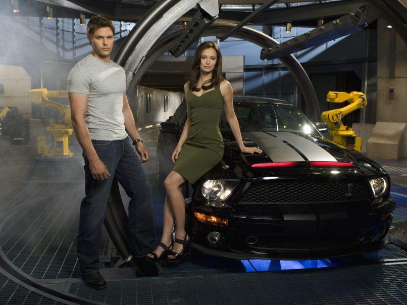 Serialul Knight Rider din 2008 Difuzat pe NBC