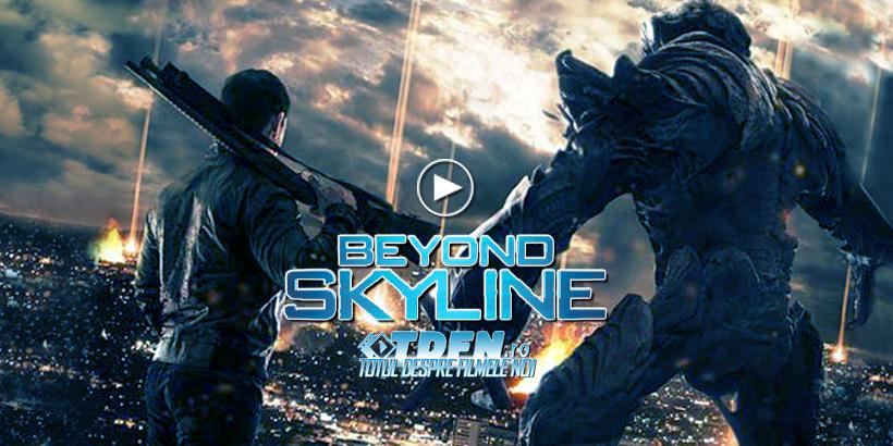 Trailer BEYOND SKYLINE: Continuarea SF De Acţiune Cu Frank Grillo Şi Iko Uwais