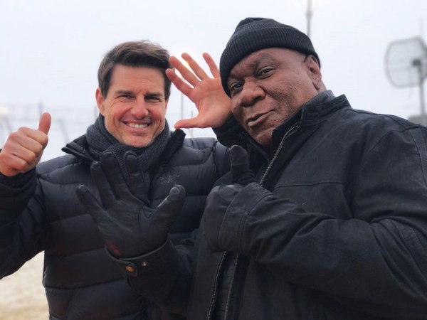 Mission Impossible 6: Tom Cruise si Ving Rhames