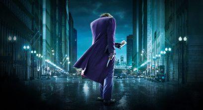 Heath Ledger este The Joker in The Dark Knight Rises