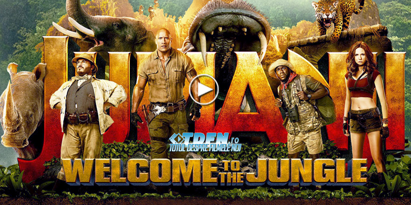 JUMANJI: WELCOME TO THE JUNGLE Dezlănțuie 2 Trailere Noi Pline De Acţiune Şi Umor