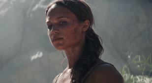 Tomb Rider (2018) Alicia Vikander