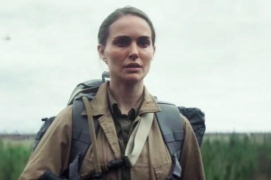 Annihilation (2018) Natalie Portman