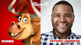 Ferdinand (2017) Bones: Anthony Anderson
