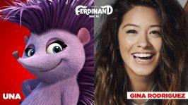 Ferdinand (2017) Una: Gina Rodriguez