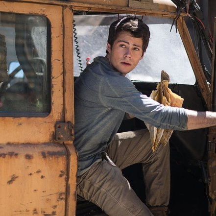 Maze Runner: The Scorch Trials, Thomas (Dylan O'Brien)