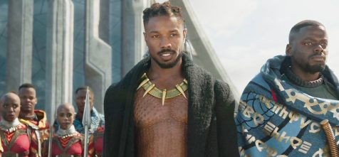 Black Panther (2018) Michael B. Jordan