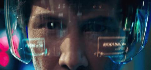 Film Nou Cu Keanu Reeves: REPLICAS (2017)