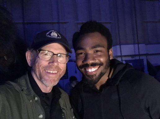 Solo: A Star Wars Story (2018) Ron Howard si Donald Glover