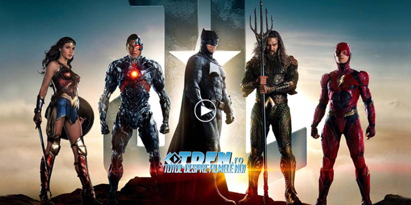 Trailer Nou JUSTICE LEAGUE: Lumea Încă Are Nevoie De Superman