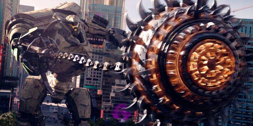 Pacific Rim Uprising (2018) Jaeger mech Bracer Phoeni