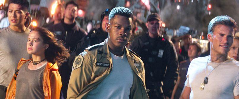 Pacific Rim: Uprising (2018) John Boyega, Scott Eastwood, Cailee Spaeny