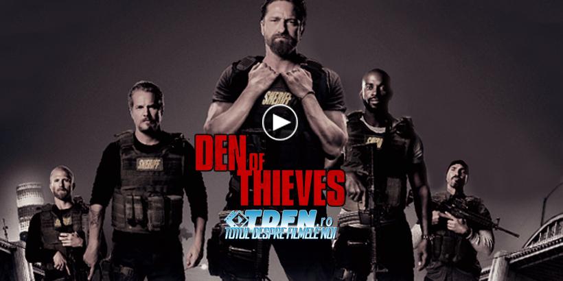 Vezi Primul Trailer Pentru DEN OF THIEVES: Noul Thriller De Acţiune Cu GERARD BUTLER