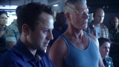 Parker Selfridge şi Colonelul Miles Quaritch