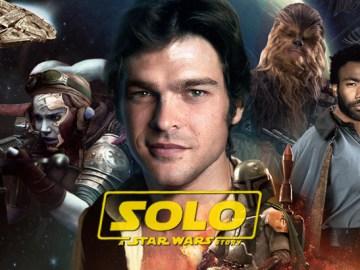 Producţia Despre HAN SOLO Intitulată Oficial SOLO: A STAR WARS STORY A Încheiat Filmările