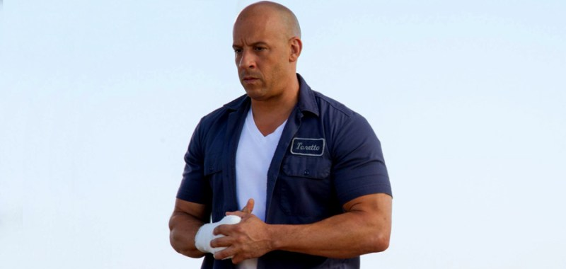Vin Diesel: Fast And Furious