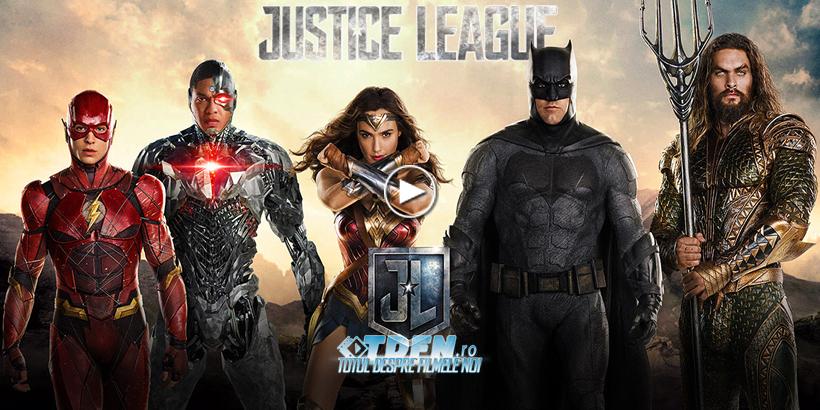 JUSTICE LEAGUE: Vezi Şapte Clipuri Din Mega Filmul Super Eroilor DC