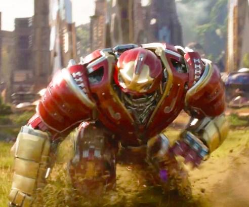 Avengers: Infinity War - Hulkbuster