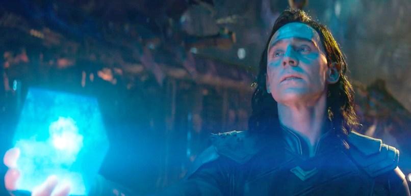 Avengers: Infinity War - Loki