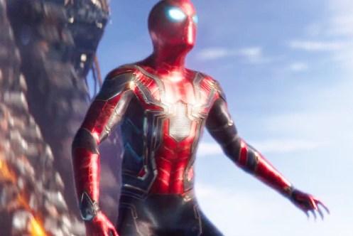 Avengers: Infinity War - Spider-Man
