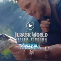 Vezi În Primul Clip Din JURASSIC WORLD 2 Pe Chris Pratt Şi Prietenul Său Raptor