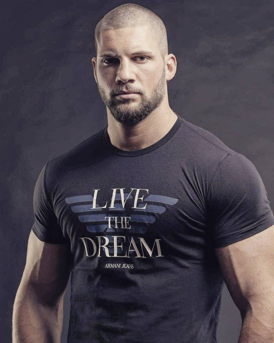 "Florian ""Big Nasty"" Munteanu"