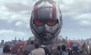 ANT-MAN AND THE WASP: Ant-Man/Scott Lang in his Giant-Man form (Paul Rudd)