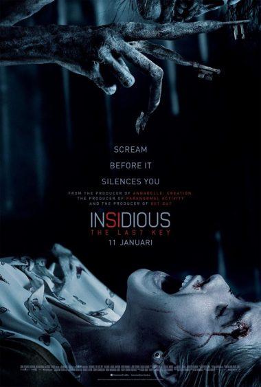 Poster Insidious: The Last Key