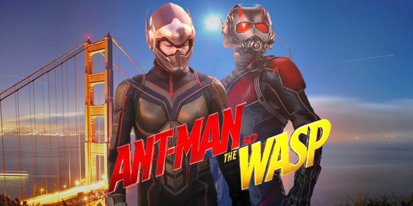 ANT-MAM AND THE WASP