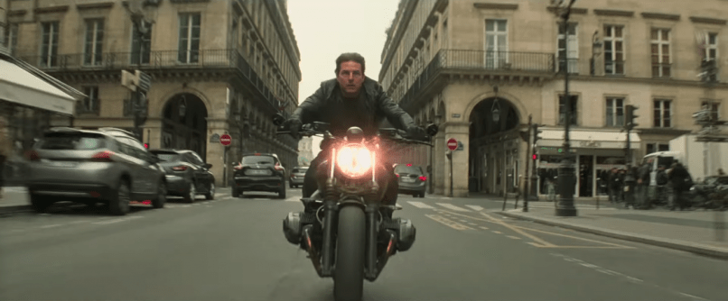 Mission: Impossible - Fallout (2018) Tom Cruise