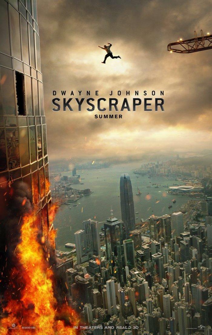 Poster Skyscraper 2018
