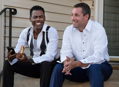The Week Of: Chris Rock, Adam Sandler (2018) on Netflix
