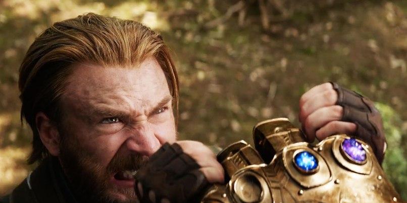 Avengers: Infinity War - Captain America vs Thanos