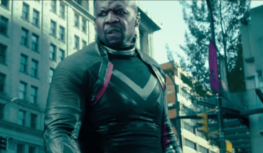 DEADPOOL 2: Terry Crews