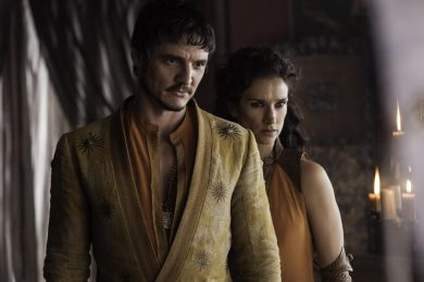 Pedro Pascal in Game Of Thrones Seazonul 4